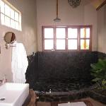 villa vista shower