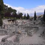 Sites Archeologiques de Vaison la Romaine
