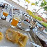 Das Frühstück a la carte