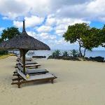 Der Strandbereich