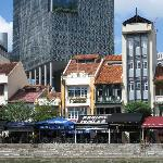 From Boat Quay