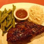 Foto di Copper Falls Steakhouse