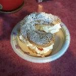 Paris Horseshoe Cream and Strawberry Pastry