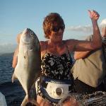 fishing/sunset cruise