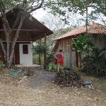 sleeping cabins