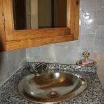 fontein in badkamer