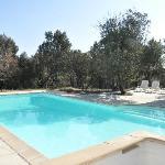 Grande piscine!
