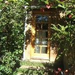 The Cottage entrance