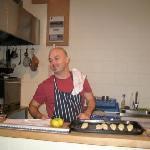 James Morgan at Hackney Pearl