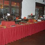 Breakfast Buffet at the Tangerine Grill