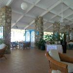 Receptio Area & Tamarind Tree Restaurant