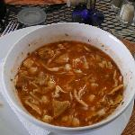Don't miss the Sunday evening pozole