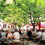 Biergarten Blumenthal