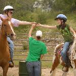 Fun and Games on Horseback