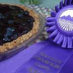 Award-winning pie