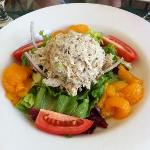 Chicken-Salad salad (best in the world)
