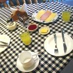 Desayuno como en casa