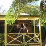 Enjoy Margaret River wine with a forest view