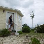 Our cottage on the ocean