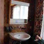 Room with shared bath