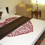 Decoration special in room-Honeymoon1