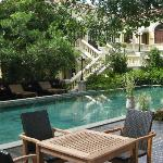 HOTEL CHAO PRAYA BANGKOK - PISCINE