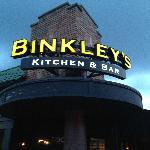 You're at Binkley's!
