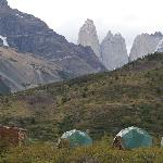 Trekking the W - Eco Camp