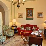Living Room Appartamento del Re