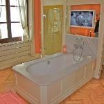 Her bathroom Appartamento del Re