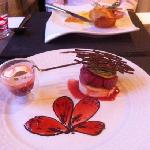 un beau dessert!