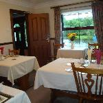 Dining Room overlooking Lough Erne