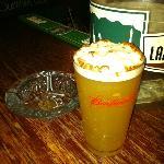 Custom drink creation at Stogies