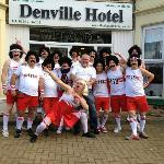 Bristol Boys Stag Do Denville Hotel