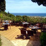Restaurante Santa Marta, cabrera de mar