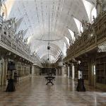 ..die große Bibliothek.....