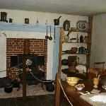 Kitchen in Surratt House.