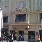 Fassade mit XL Fenstern