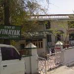Outllookk of Hotel Vinayaka