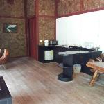 Common room - Kitchen