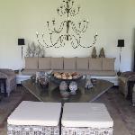 plenty of lounge space
