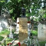 Gheorghe Dinica's Grave