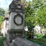 Henri Coanda's Grave