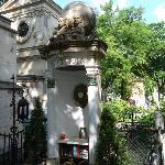 Iulia Hasdeu's Grave