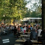 Photo of Cafe am Neuen See, Biergarten