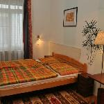 2 bed double room