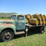 Old Sanford Wine Truck