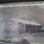 Historic photograph of the building, Black Sail YHA