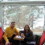 viaje a los alpes suizos el dia de los enamorados... Ingrid y Moises de Quilpue CHILE