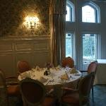 Wyndhurst dining room (Mansion)